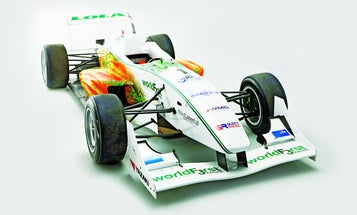 An 135-MPH Racecar, Powered By Vegetables