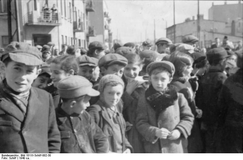 Find The Children Of The Lodz Ghetto