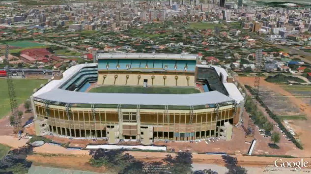 Google Earth Offers 3-D Tours of World Cup Stadiums