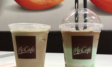 McDonalds' fancy new straw doesn't suck