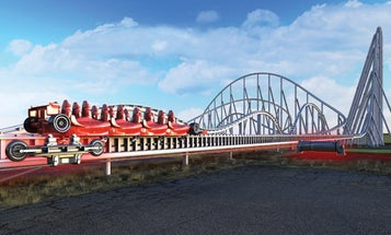 How It Works: The World's Fastest Rollercoaster