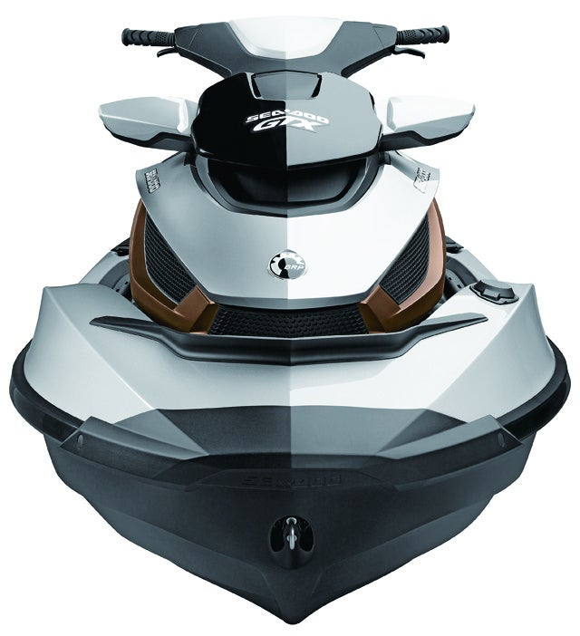 SeaDoo's GTX Limited: The First Watercraft With Brakes