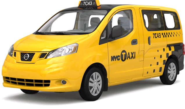 Without Smarts, New York's 'Taxi of Tomorrow' is Really the Taxi of Yesterday