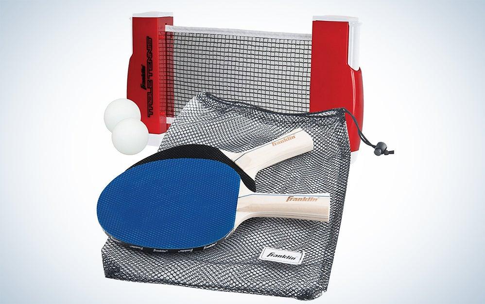 Franklin Portable ping pong set
