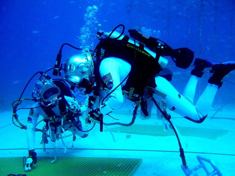 Video: Inside NASA's Spectacular Undersea Mission to Save Earth from a Deadly Collision