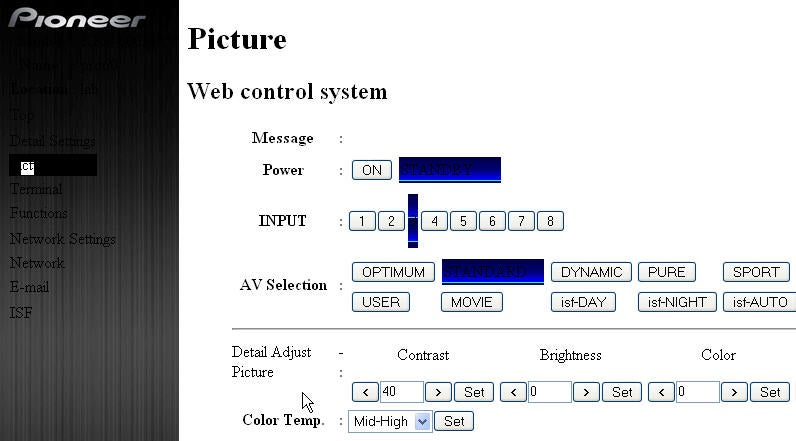 Sony/Pioneer Planning to Tune Your TV Via the Web?