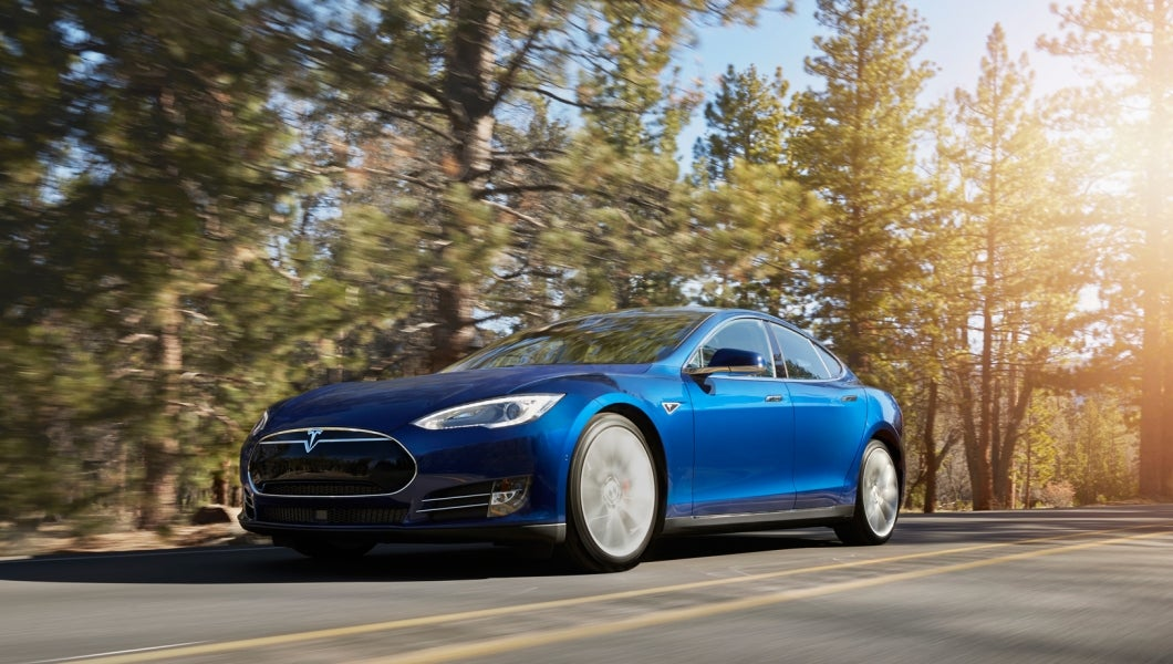 Tesla Model S Owners Can Pay More To Unlock Their Full Battery