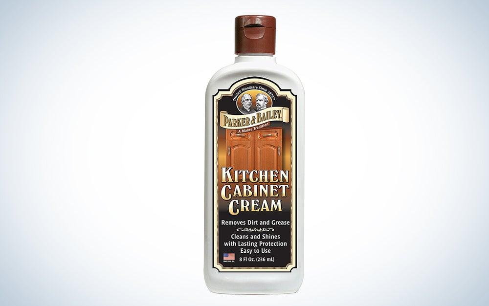 Parker & Bailey Kitchen Cabinet Cream