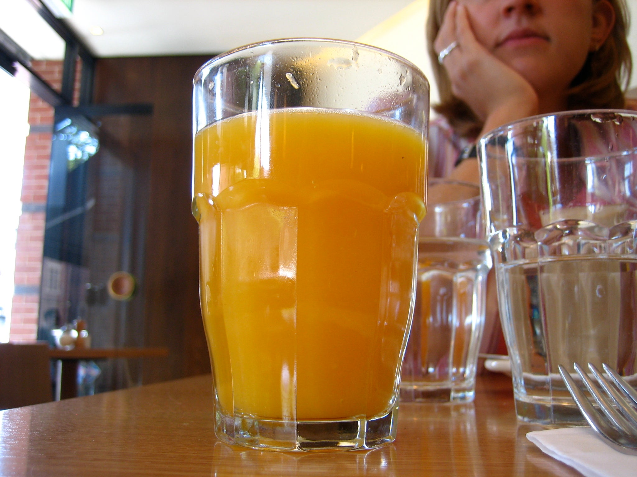 Why Orange Juice Tastes Disgusting After You Brush Your Teeth