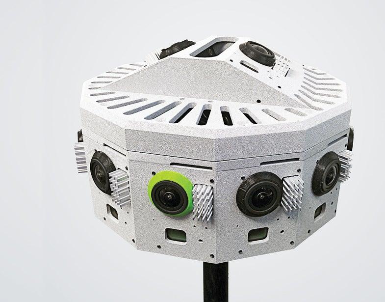 Jaunt VR's Camera Makes Virtual Reality Feel Real