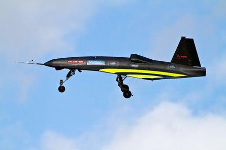 Video: Demon Drone Makes First Flapless Flight
