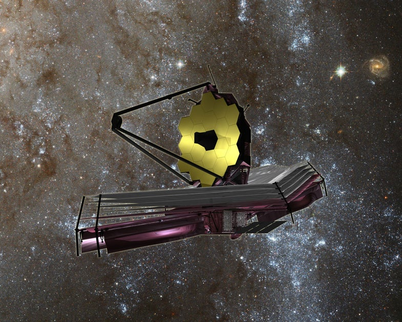 James Webb Telescope Project  Project Reviewed and Reorganized In Wake of Massive Cost Overruns