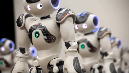 Popular Science Bracket: Land Robots Vs. Flying Drones, Round 2