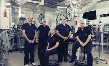 Inside the controversial new surgery to transplant human wombs