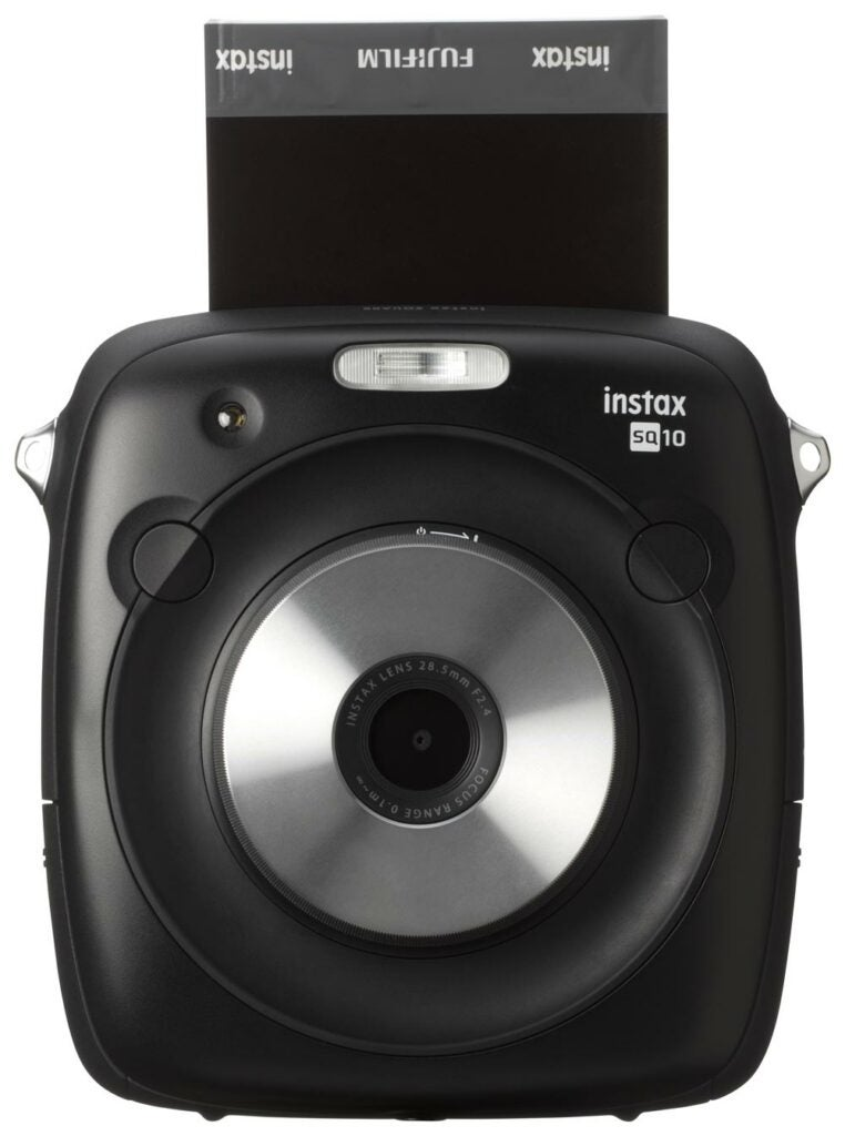 Fujifilm Instax SQ10 Square Camera