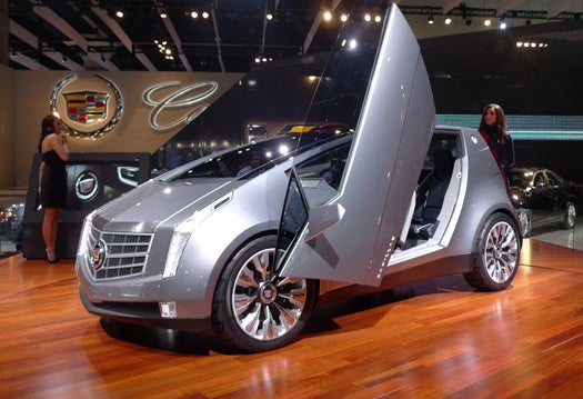 Highlights From the Los Angeles Auto Show