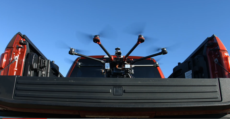 Ford and DJI Want To Launch Drones From Cars
