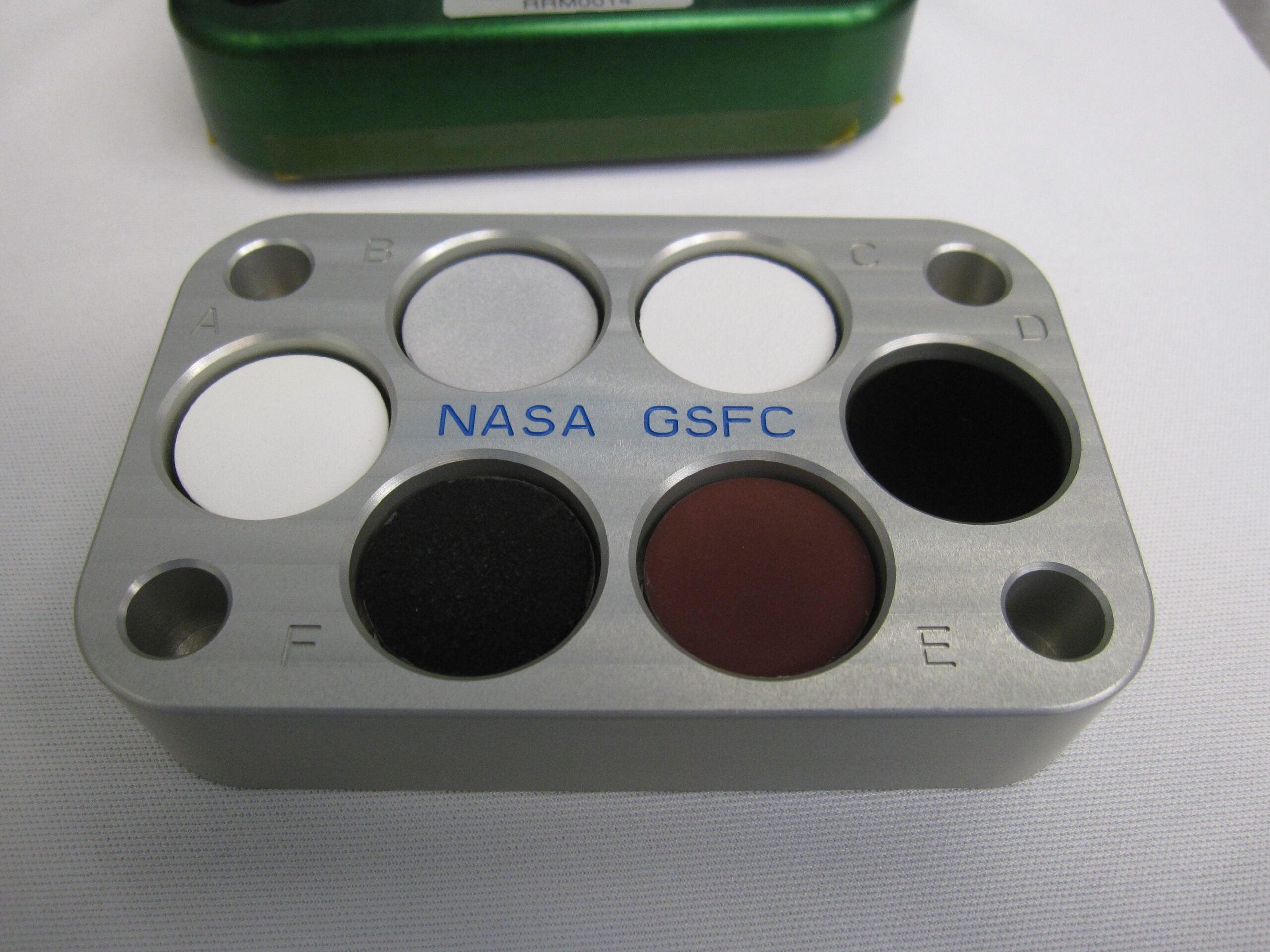NASA's Super-Black Material Arrives In Space