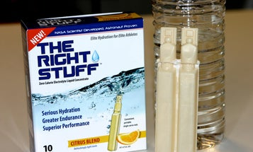Tested: The Sports Drink from Space