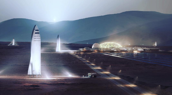 SpaceX wants to build the Swiss Army knife of rockets