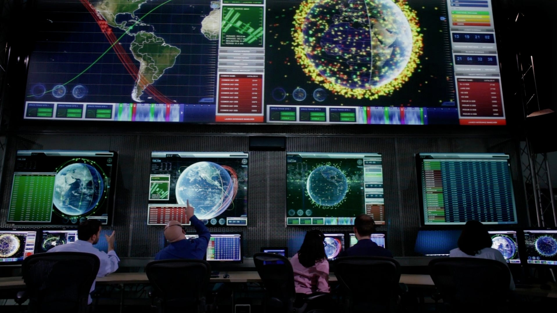 Lockheed's Space Fence Prototype Starts Tracking Space Junk With Advanced Radar
