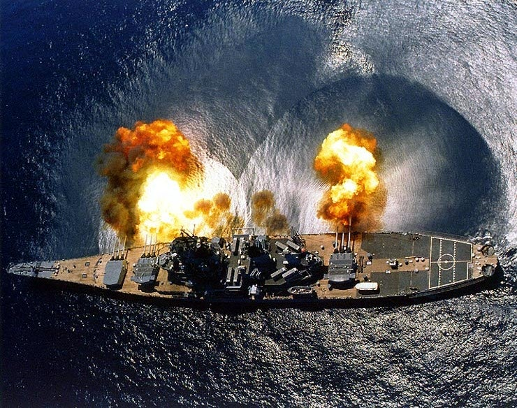 The Rise and Fall of the Battleship (And Why They Won't Be Coming Back)