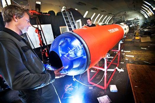 Danish 'Non-Profit Rocket' Plans a Second Launch Attempt This Week