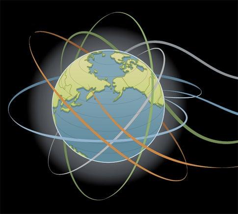 SciTech Politics: The New Space Race