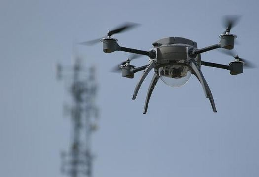 Watch This Quadrotor Fly Like A Drone And Fish Like An Eagle