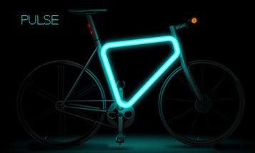 Teague Unveils a Glowy New Bike Concept: The Pulse
