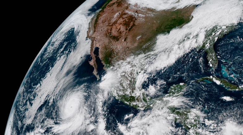 Hurricane Rosa could flood the parched Southwest next week