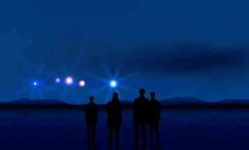 Yes, UFOs exist. But they're probably not what you think.