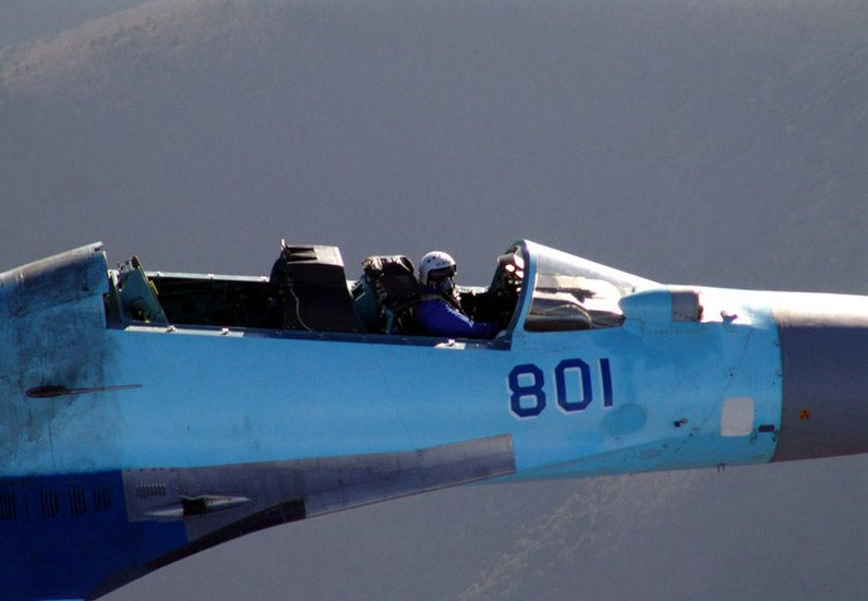 Doing Mach 2.0 In An Open Cockpit