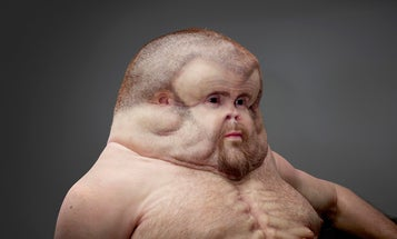 This Is What Humans Would Look Like If We Could Withstand Car Wrecks