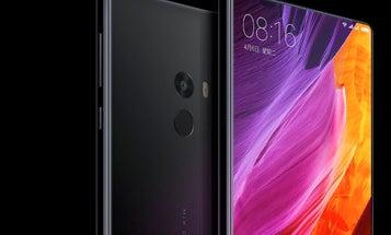 Xiaomi's New Phone Beats Apple To Edgeless Display