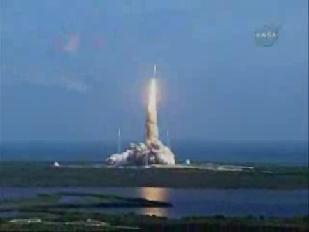 Liftoff For NASA's Ares I-X Rocket (Video and Photos)