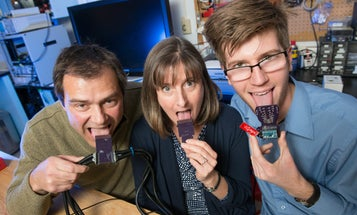 Prototype Retainer Could Help Hearing-Impaired 'Listen' With Their Tongues