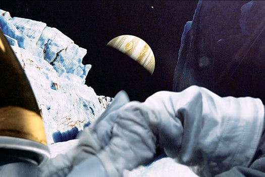 How The Creators Of 'Europa Report' Put Science In Their Fiction