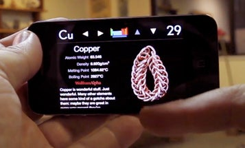 Video: The Elements For iPhone 4 Puts Those Gyroscopes To Good Use
