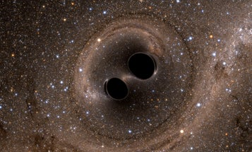 Listen To The Sound Of Gravitational Waves