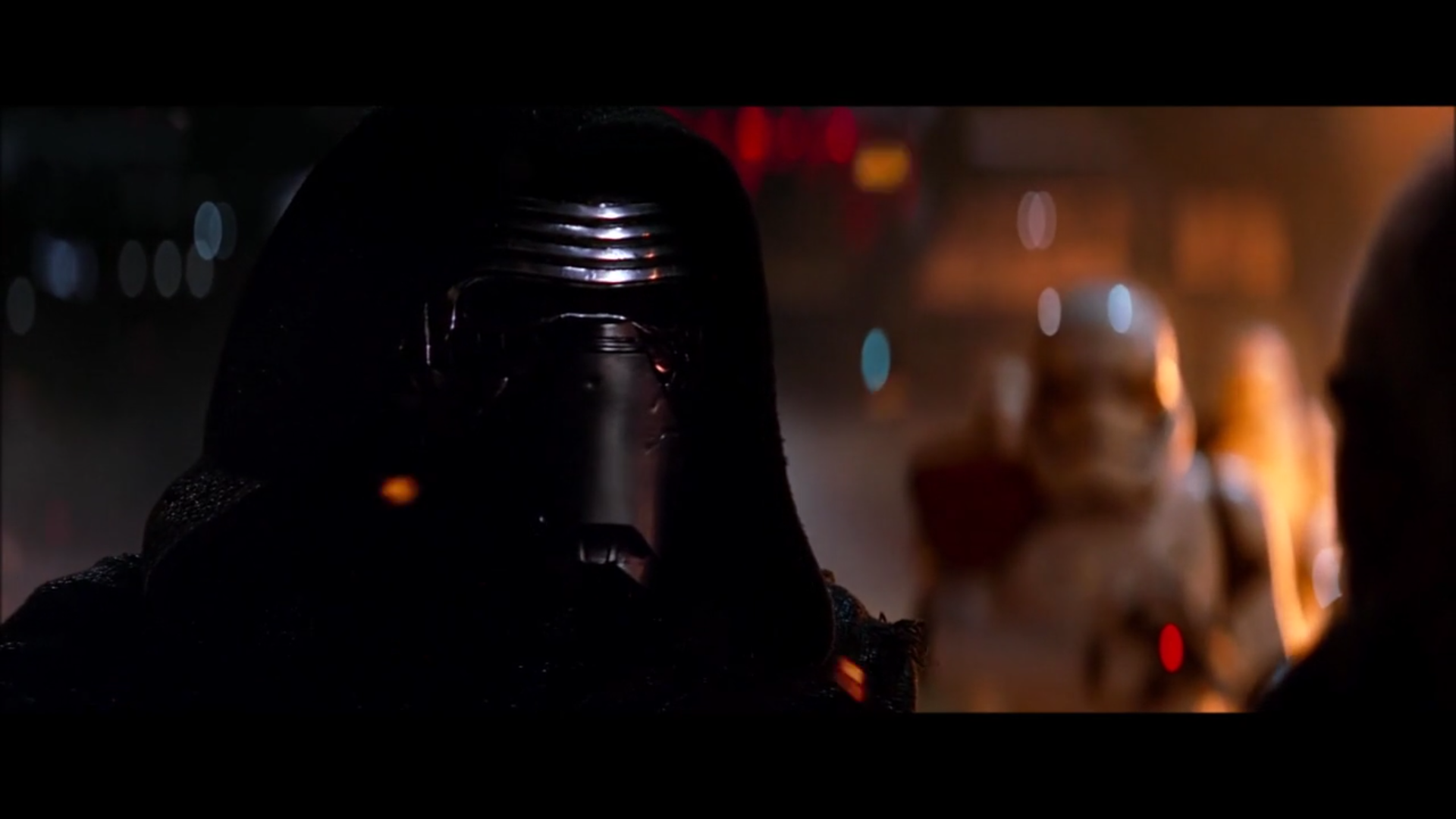 The Dark Side Of 'The Force Awakens' Is Here