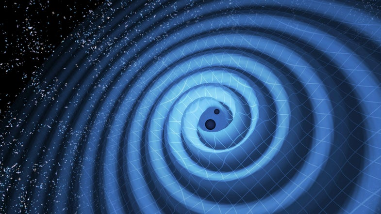 Gravitational Waves From Colliding Black Holes Detected Again