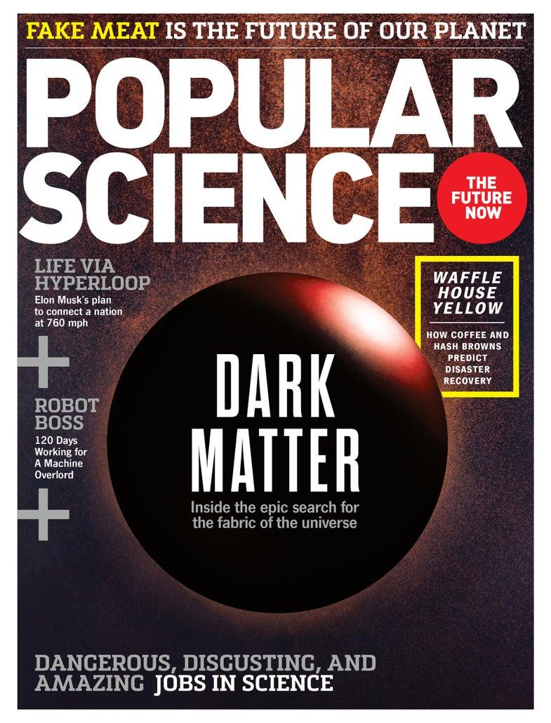 November 2013: The Hunt For Dark Matter