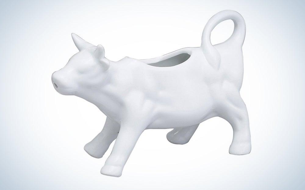 Harold Import Co. Cow Creamer Dish