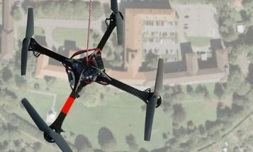 Video: Autonomous DIY Copter Drone Lands on a Moving Target Using a Wiimote's Eye