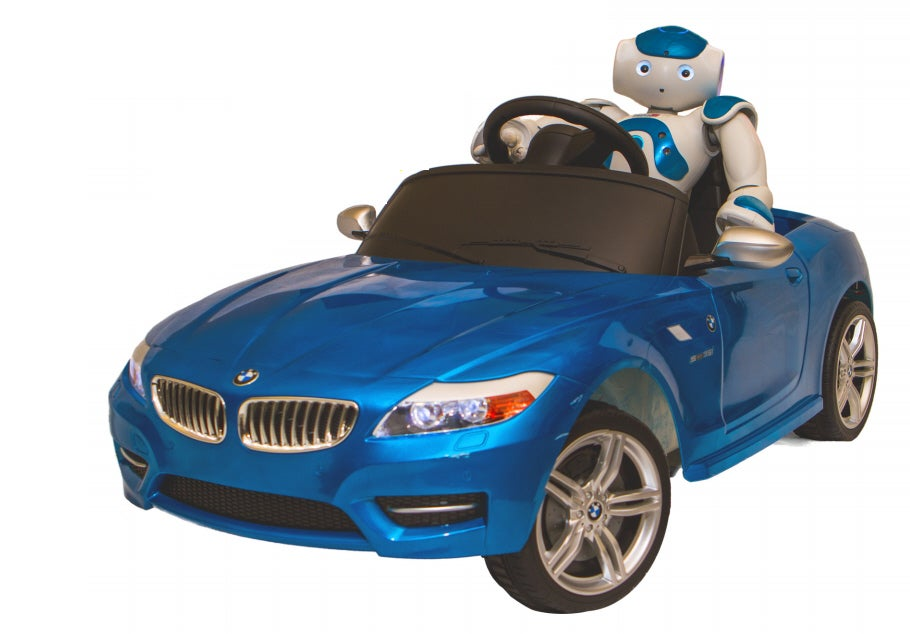 Your Robot Chauffeur Has Arrived