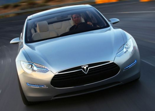 Report: Tesla Model S Designed for Battery Swapping