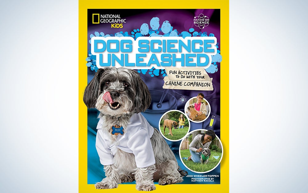 National Geographic Kids Dog Science Unleashed