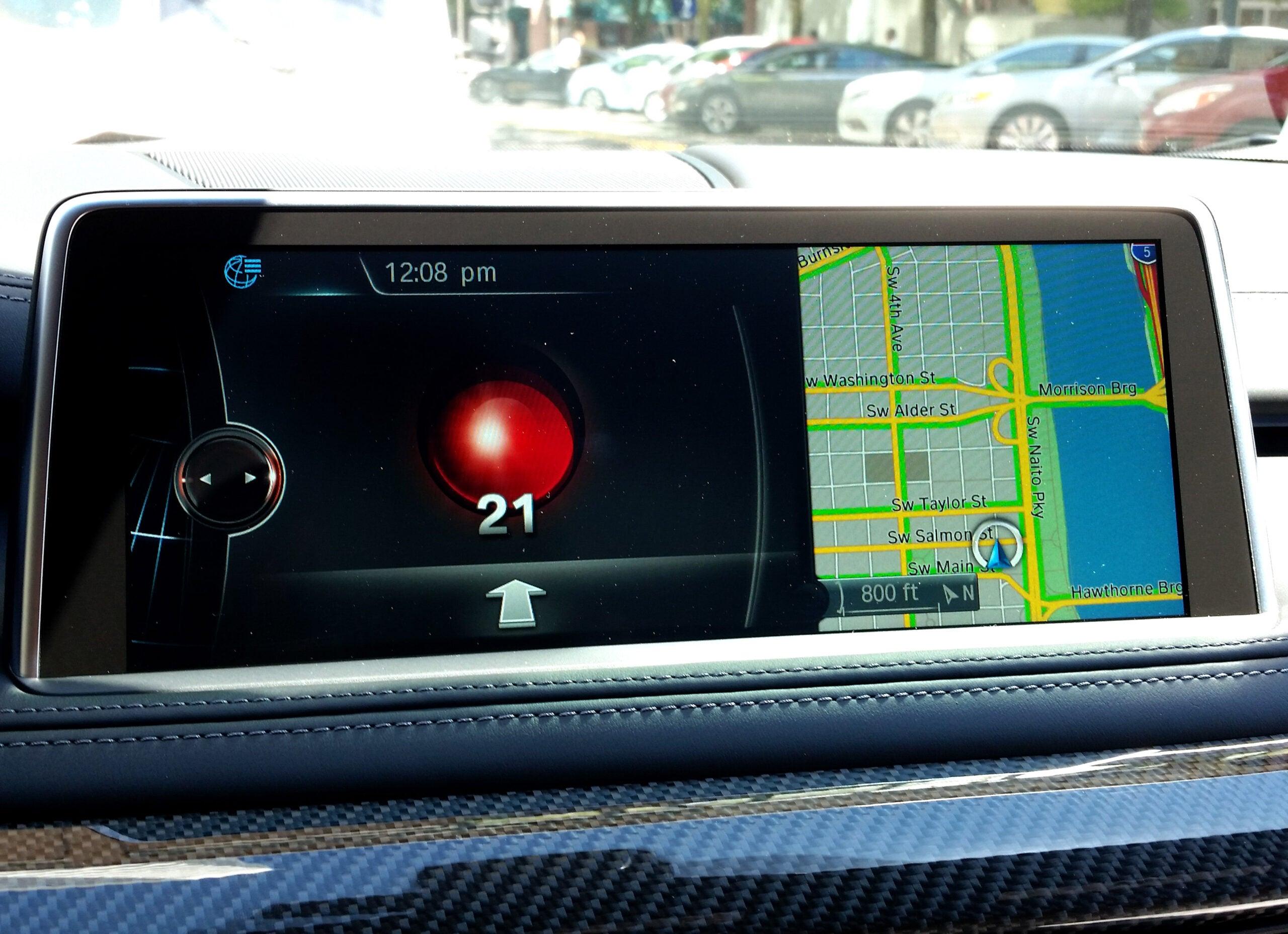 EnLighten showing a red light