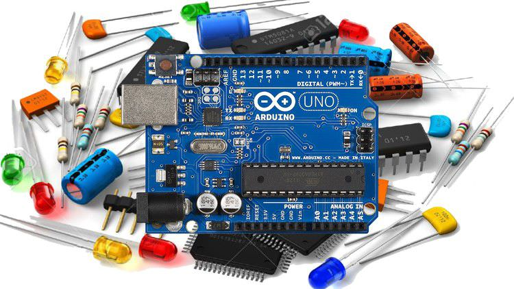 This Arduino starter kit helps you dive into the world of electronics